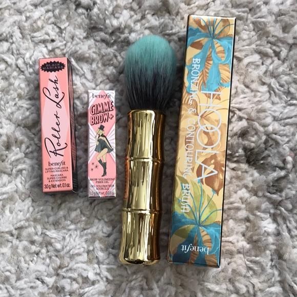 Benefit Makeup Brush Set
